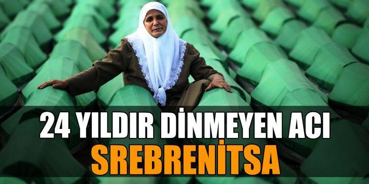 Srebrenitsa Katliamı Yürekleri Yakıyor