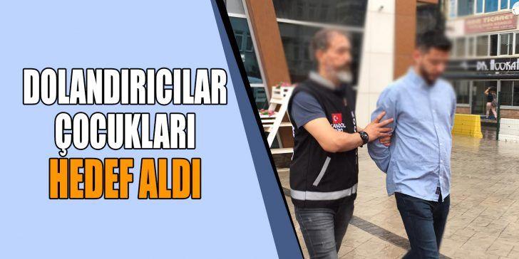Kocaeli'de Dolandırdılar İstanbul'da Yakalandılar