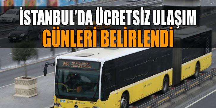İstanbul Büyükşehir Belediye Meclisi Karar Aldı