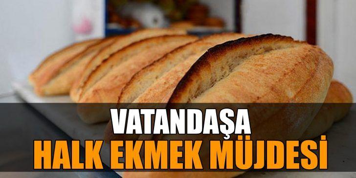 'Halk Ekmek' Meclisten Geçti