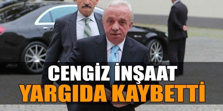 Türk Milletine Hakaret Eden Mehmet Cengiz Yargıda Kaybetti