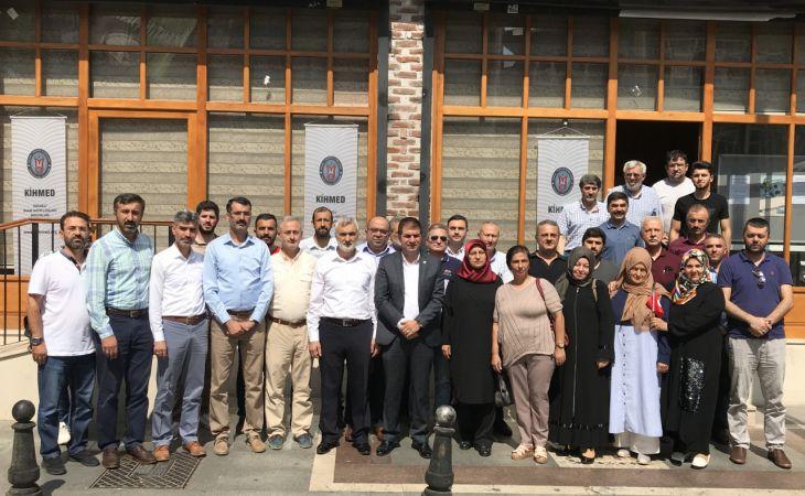 Diyarbakır'daki annelerin oturma eylemine Kocaeli'den destek
