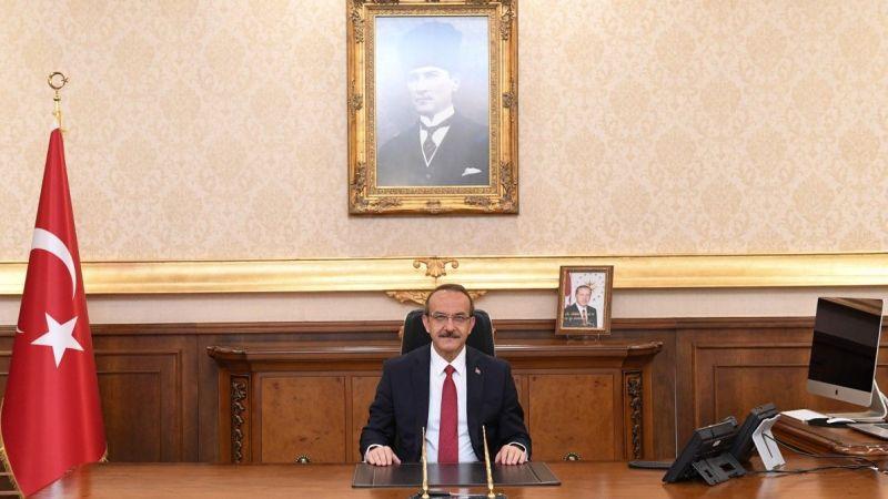 Vali Yavuz'dan Kocaelispor'a tebrik mesajı