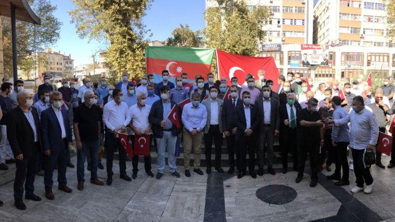 Kocaeli'deki STK'lardan Ermenistan'a tepki