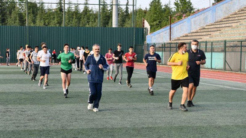 """Çayırova'da """"Spor ve Polis Akademisi"""" hazırlık kurs kayıtları başladı"""