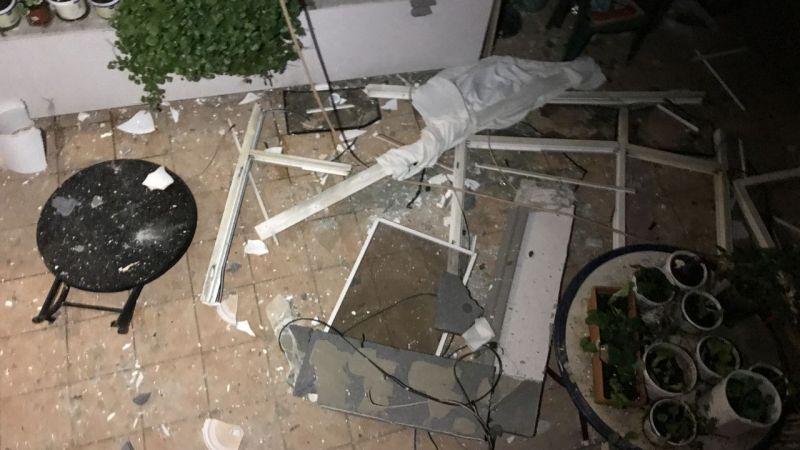 Kocaeli'nde bir apartman dairesinin mutfağında sıkışan doğal gaz patladı
