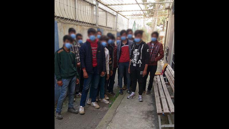 Kocaeli'de 16 düzensiz göçmen yakalandı