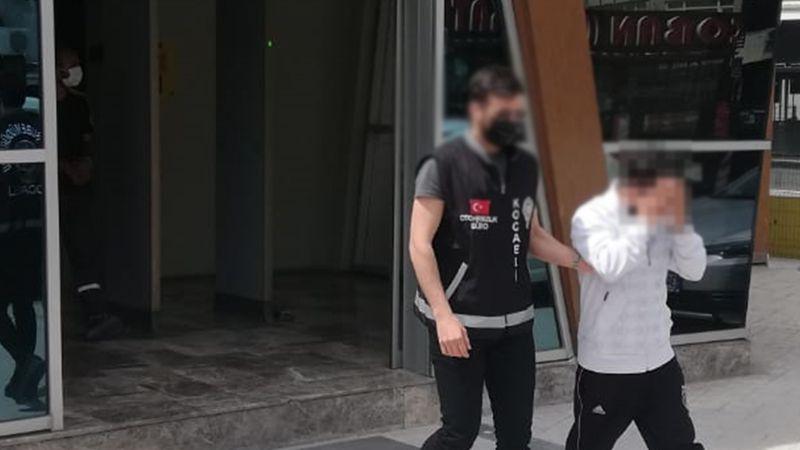 Kocaeli'de otomobil ve motosiklet hırsızlığı şüphelisi 3 kişi yakalandı