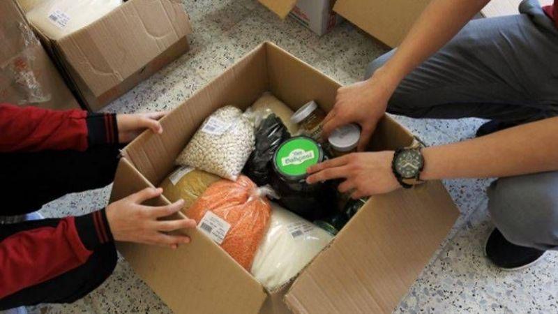 Kocaeli'de ramazanda ihtiyaç sahibi ailelere gıda paketleri ve nakdi yardım ulaştırıldı