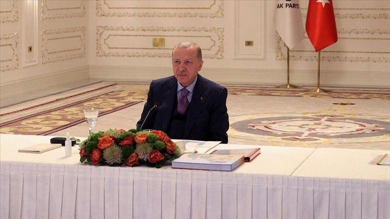 """Cumhurbaşkanı Erdoğan'dan """"normalleşme"""" açıklaması"""