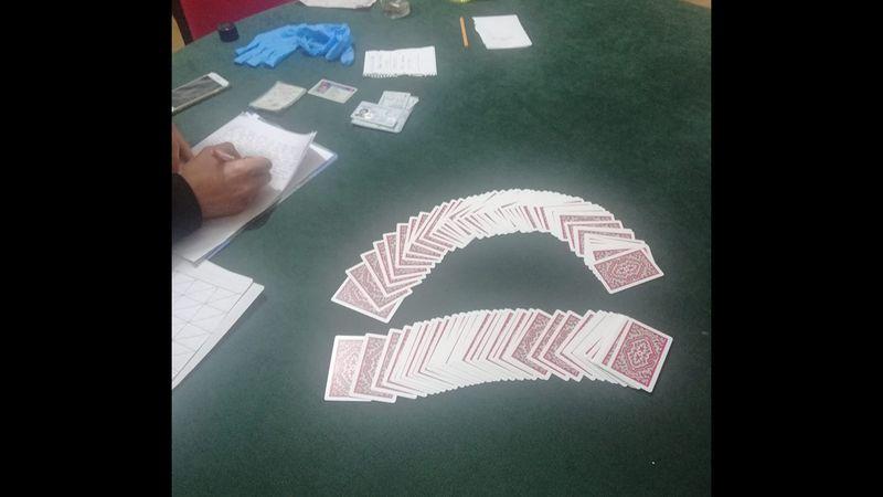 Kocaeli'de kumar oynayan 24 kişiye para cezası uygulandı