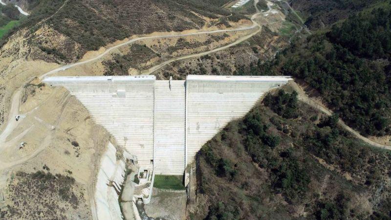 İhsaniye Barajı için ihaleye çıkıldı