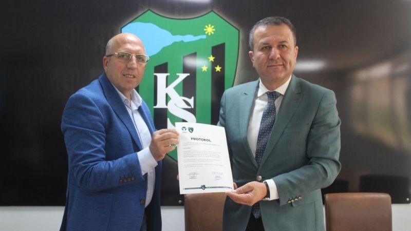 Kocaeli Kent Konseyi, Kocaelispor'un adını her yerde yazacak