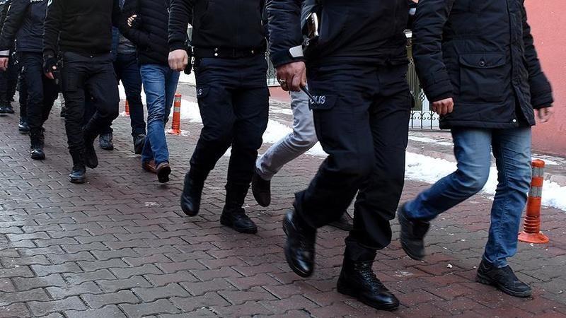 Kocaeli'de FETÖ/PDY operasyonunda yakalanan 6 şüpheli adliyede