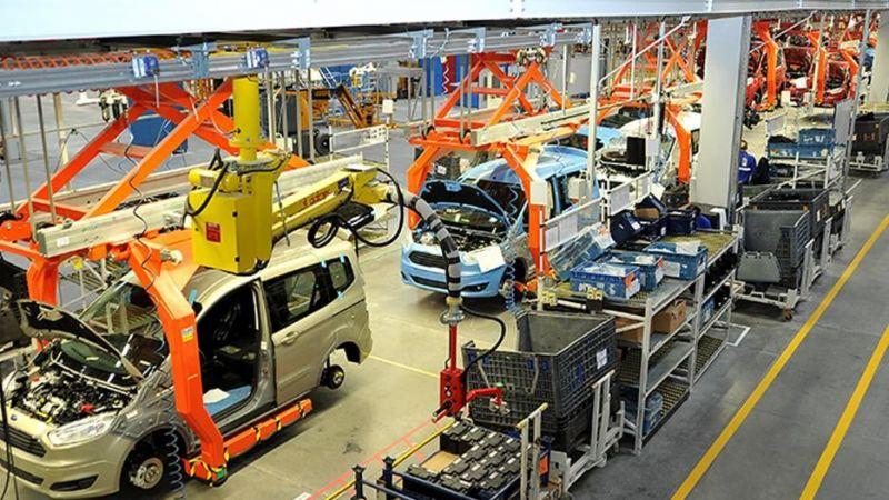 Sanayi kenti Kocaeli'de günde 1521 araç üretildi