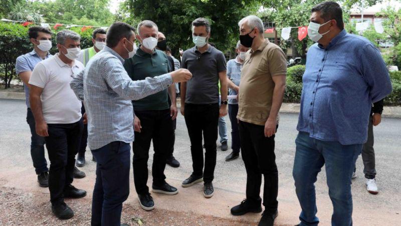 """Tahir Büyükakın: """"Yürüyüş yolu yıl sonu bitecek"""""""
