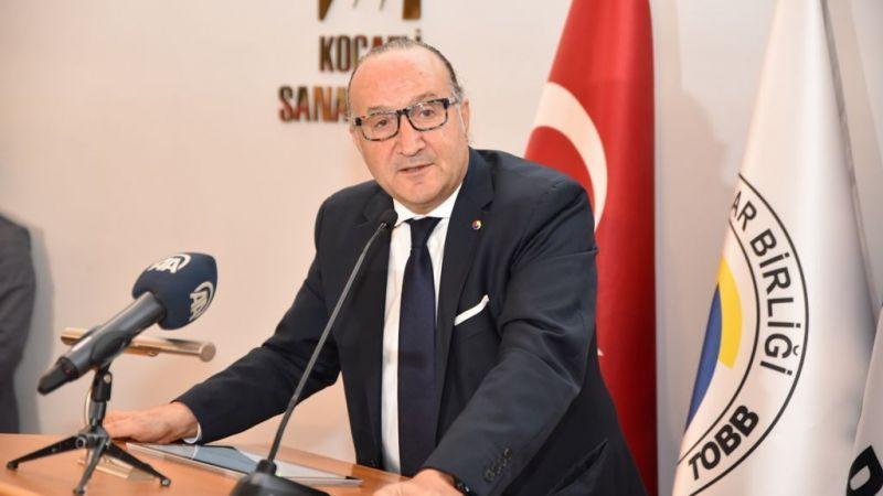 KSO Başkanı Zeytinoğlu, dış ticaret rakamlarını değerlendirdi