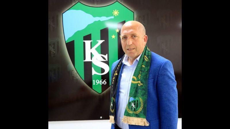 Kocaelispor Kulübü Başkanı Engin Koyun'dan TFF 1. Lig değerlendirmesi