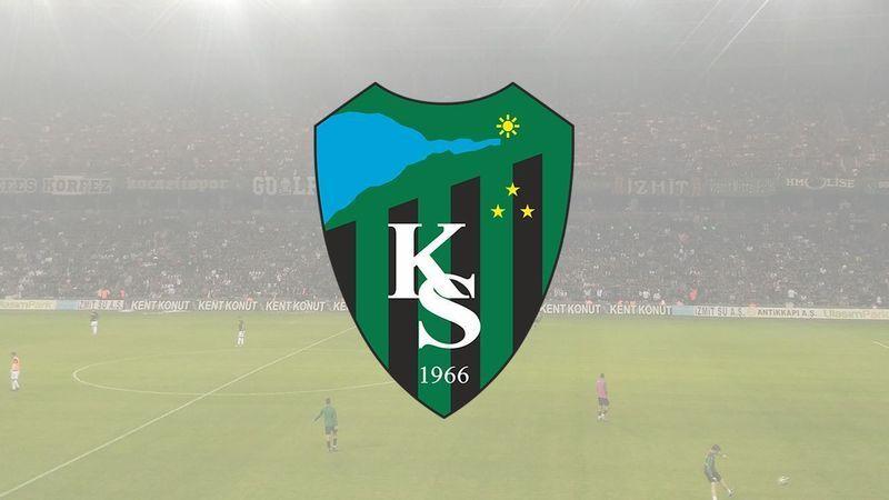 Kocaelispor'a para ve ihtar cezası