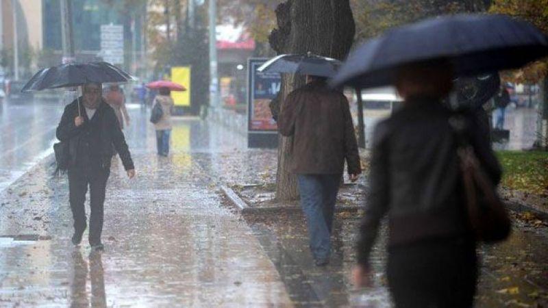 Meteoroloji uyardı: O gün yağmur geliyor