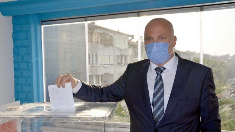 DEVA Partisi Karamürsel İlçe Başkanı görevinden istifa etti