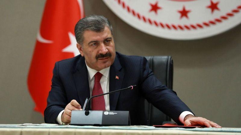 """Sağlık Bakanı Koca: """"Verdiğim sayı hatalı çıktı"""""""