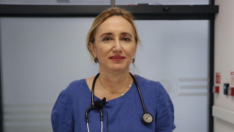 KOÜ Öğretim Üyesi Prof. Dr. Sıla Akhan, aşılama çalışmalarını değerlendirdi