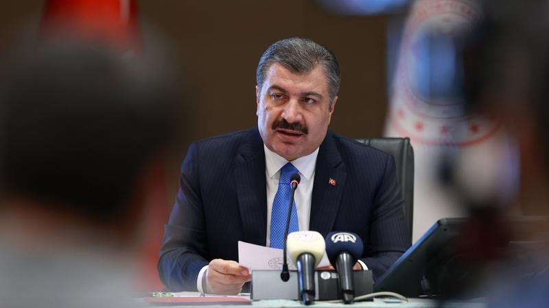 Sağlık Bakanı Koca, yeni uygulamayı duyurdu