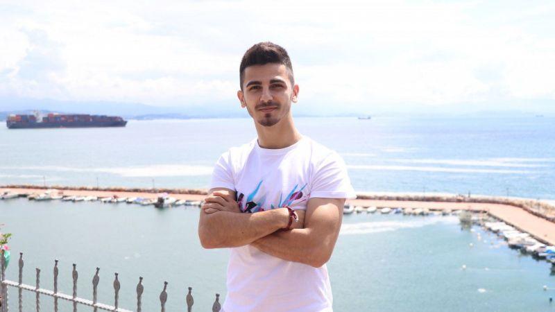 Olimpiyat vizesi alan milli karateci Eray Şamdan, adını tarihe yazdırmak istiyor