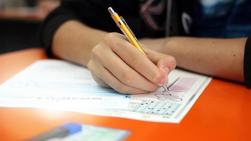 Sınava girecek öğrencilere bilgilendirmeler