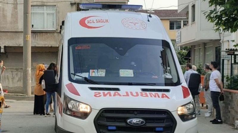 Kocaeli'de sinir krizi geçiren kişi evini ateşe verdikten sonra kendisini içeri kilitledi