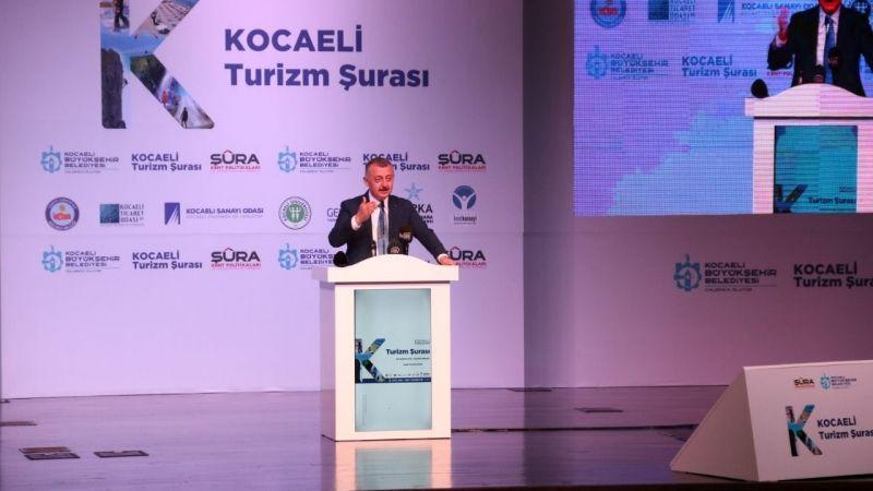 Kocaeli'nin turizm potansiyeli çalıştayda ele alındı