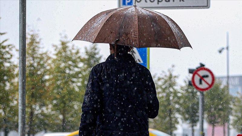 Meteorolojiden Kocaeli'ye sağanak uyarısı