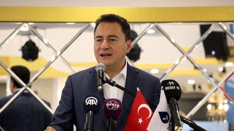 DEVA Partisi Genel Başkanı Babacan, Kocaeli'de temaslarda bulundu