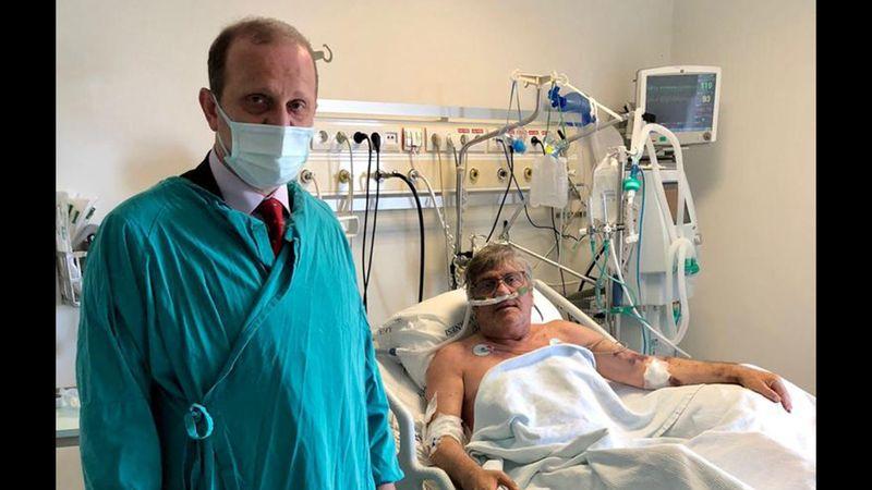 Kocaelispor Teknik Direktörü Akçay'ın sağlık durumunda belirgin iyileşme gözlendiği bildirildi