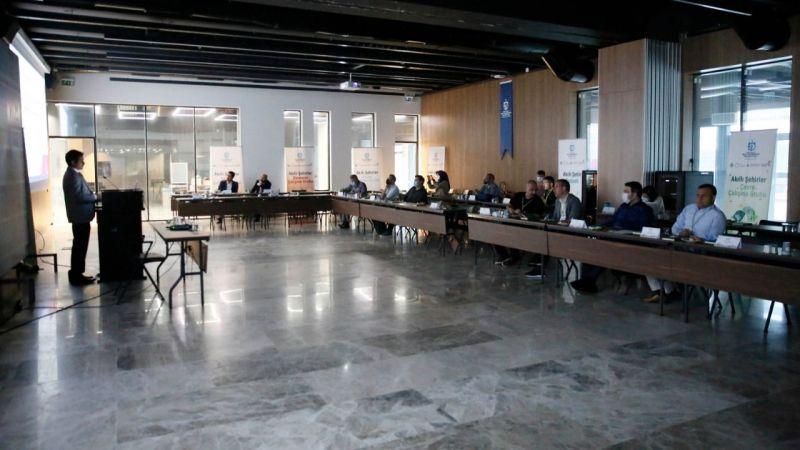 Akıllı Şehir çalışma grupları ikinci kez toplandı