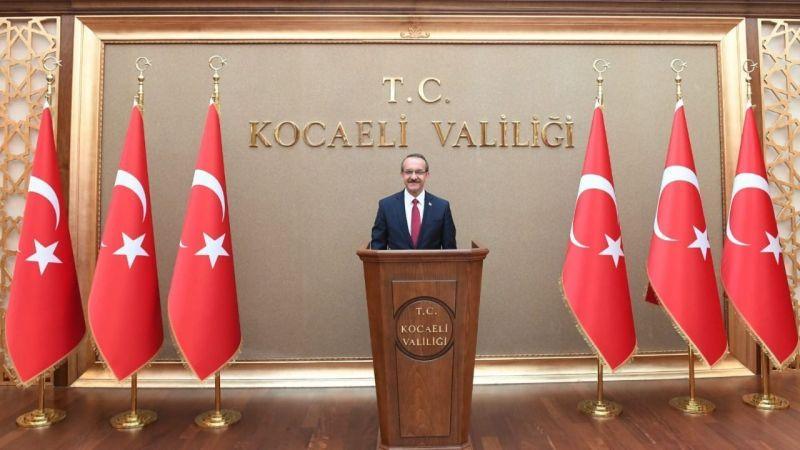 Kocaeli Valisi Yavuz'dan Kurban Bayramı mesajı