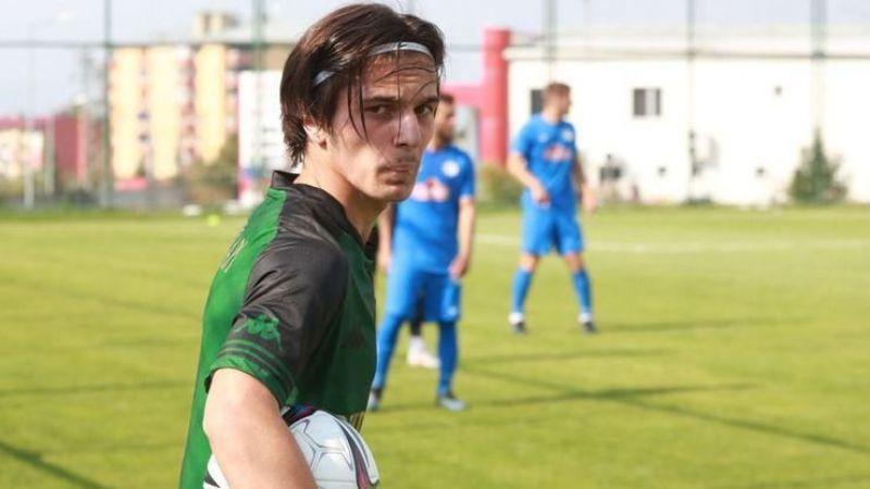 Kocaelispor, Denizalp Özdemir ile profesyonel sözleşme imzaladı