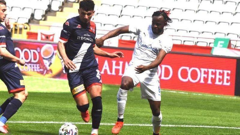 Kocaelispor, Kenyalı futbolcu Omolo ile anlaşma sağladı