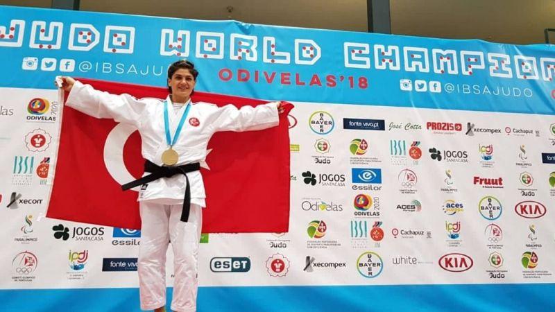 Judocular olimpiyat sahnesinde