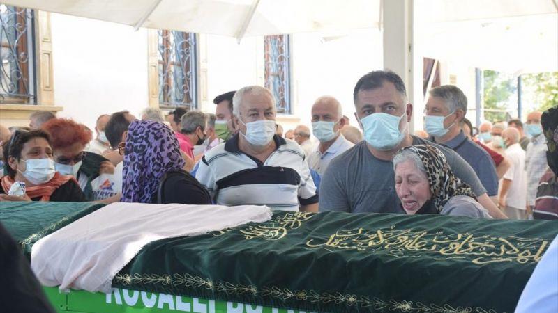 Feci kazada hayatını kaybedenler defnedildi