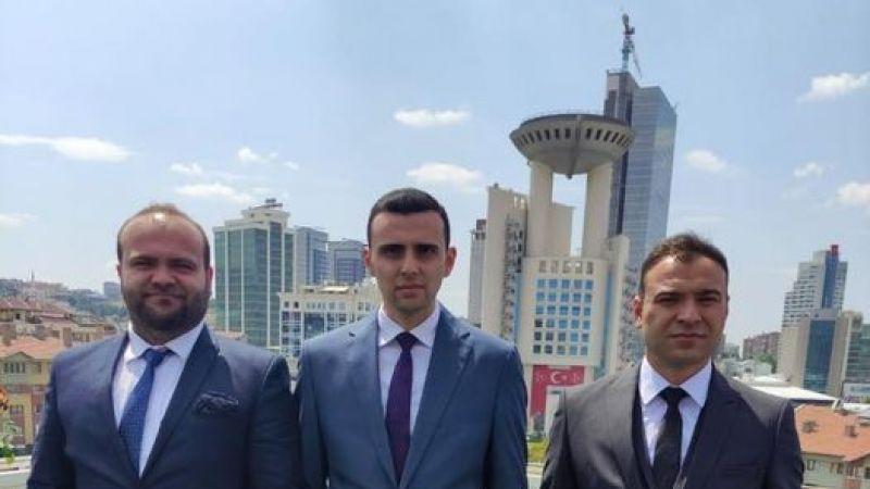 Kocaeli Ülkü Ocakları Başkanlığı görevine Abdülkadir Özdemir Melikoğlu getirildi