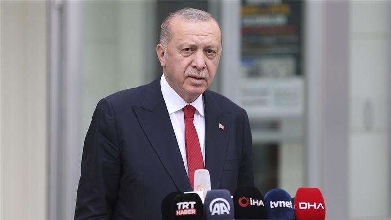 Erdoğan açıkladı afet bölgesi ilan edildi