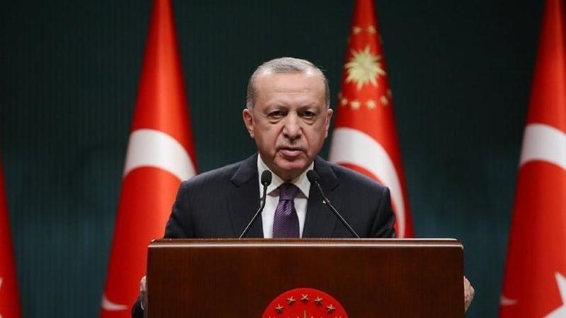 Erdoğan ''Yeni bir göç dalgasıyla karşı karşıyayız''