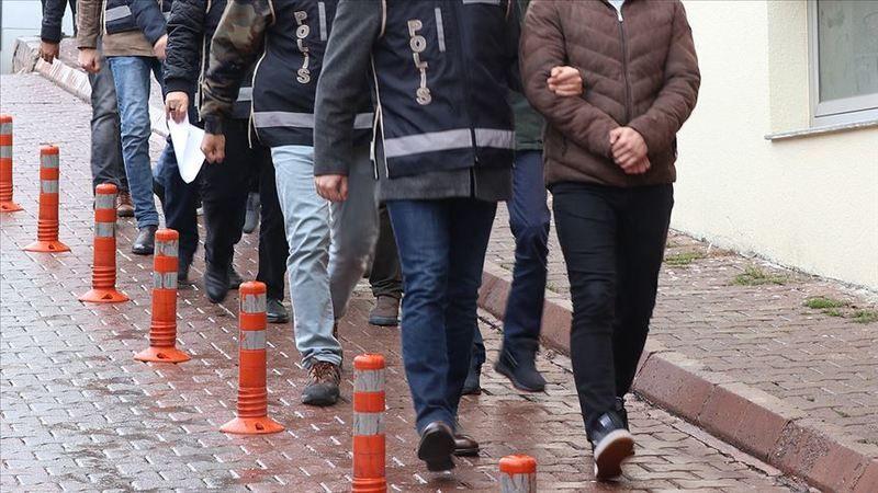 Kocaeli merkezli FETÖ/PDY'nin askeri yapılanması operasyonunda 5 şüpheli yakalandı