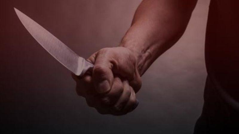 Kocaeli'de kız arkadaşını bıçakladı