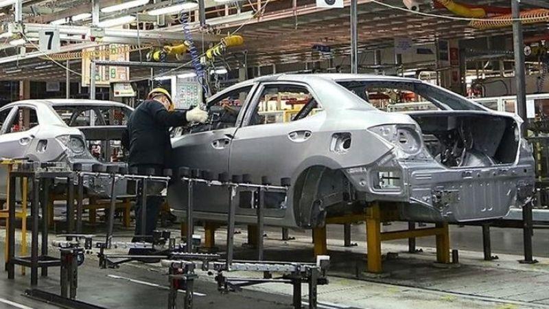 Dev fabrika üretimi durduruyor