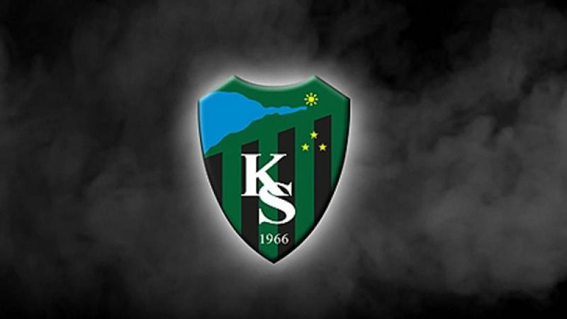 Kocaelispor Kulübü Yönetiminden açıklama
