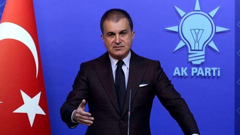 Ak parti sözcüsü Ömer Çelik'ten mülteci açıklaması