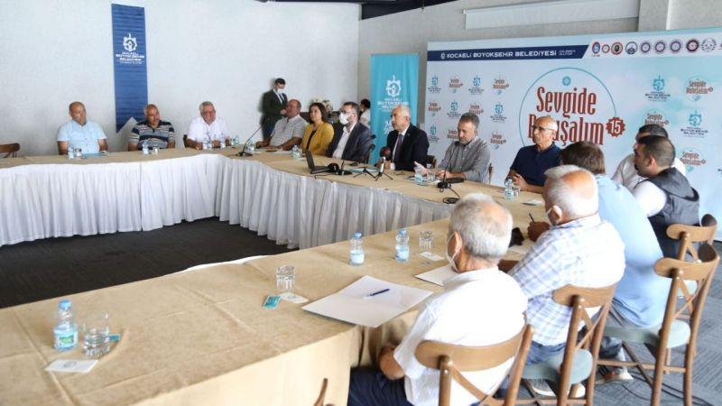 Büyükşehir, Canları 15. kez Sevgide Buluşturacak